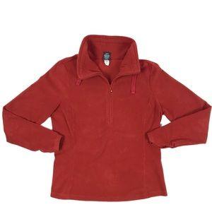 REI 1/4-Zip Fleece Pullover